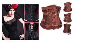 7 Top Benefits of Wearing an Underbust Corset