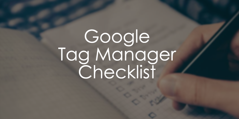 7 reasons why you should use Google tag manager