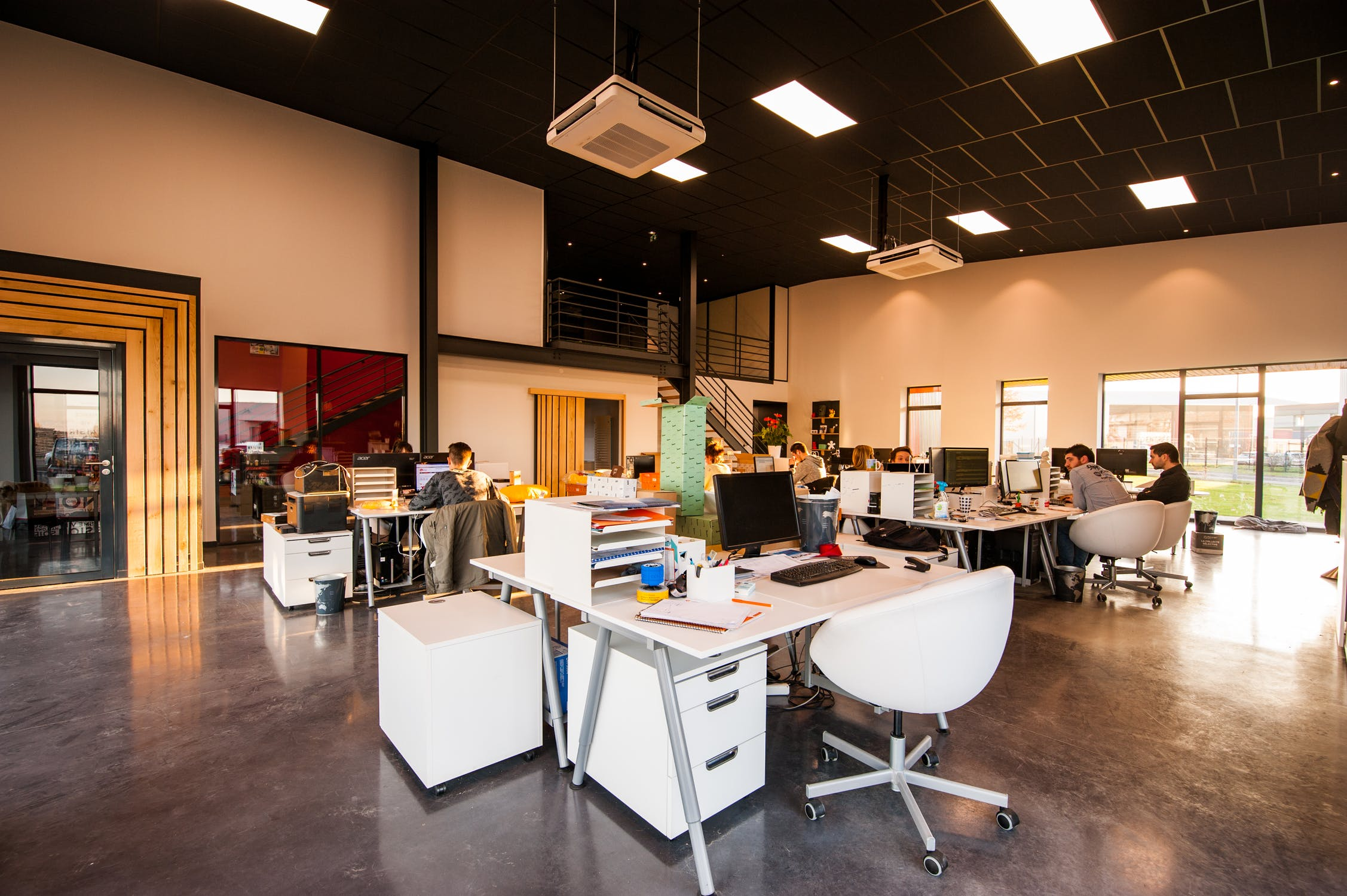 Alternative Office Spaces for Your Startup