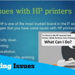 Guide to follow when your Hp printer prints blank pages or not printing.
