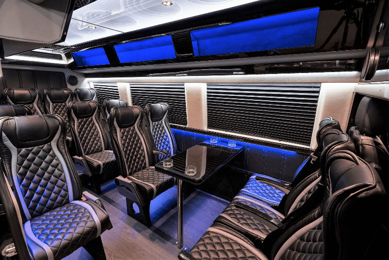 Party Bus Service VS. Limo Service